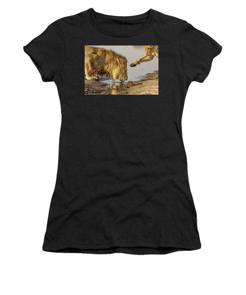 Lion Affection Women's T-Shirt