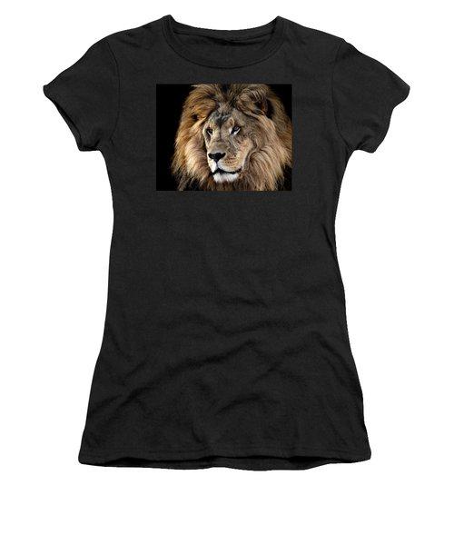 Lion King Of The Jungle 2 Women's T-Shirt