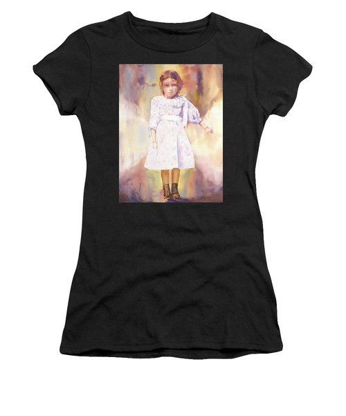 Little Anna Women's T-Shirt (Athletic Fit)
