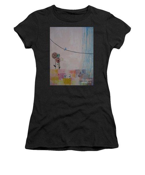 Little Birdie Women's T-Shirt (Athletic Fit)