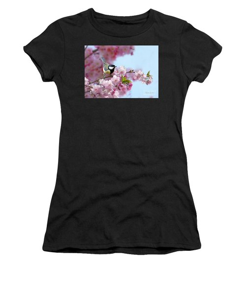 Little Coal Tit Women's T-Shirt