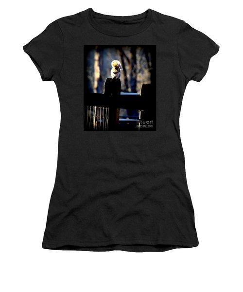 Little Friend Women's T-Shirt (Athletic Fit)
