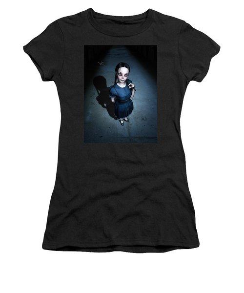 Little Miss Innocent Women's T-Shirt