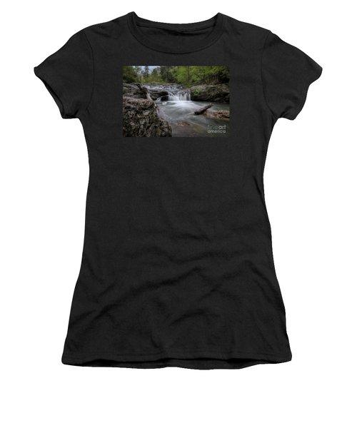 Little Missouri Falls Women's T-Shirt