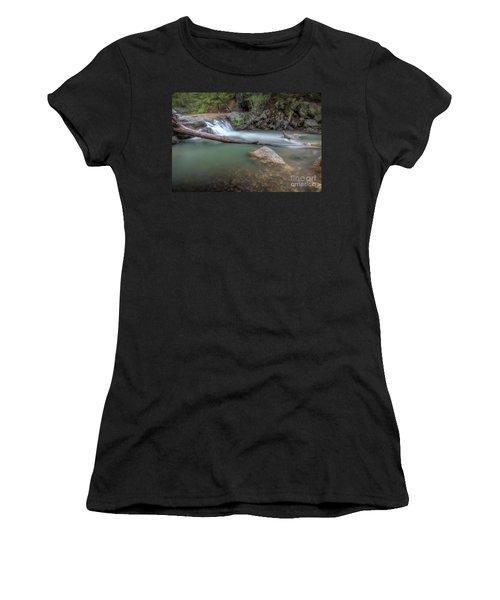 Little Missouri Falls 2 Women's T-Shirt