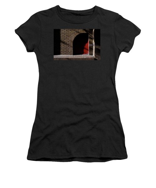 Little Red Corner In Downtown Orlando Florida Women's T-Shirt