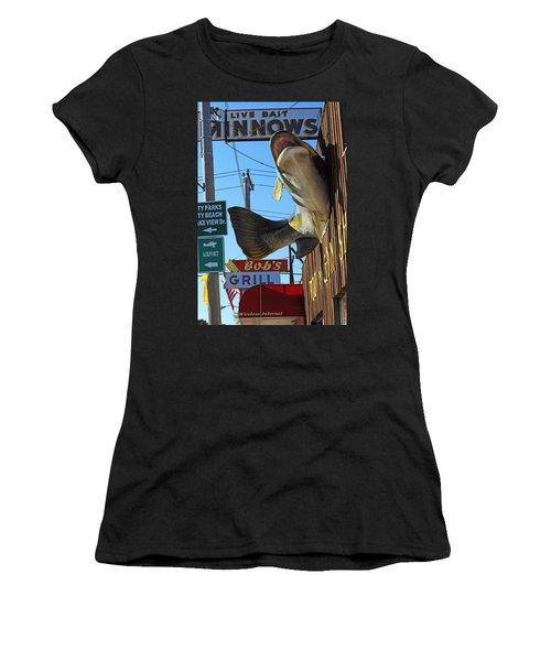 Live Bait Women's T-Shirt