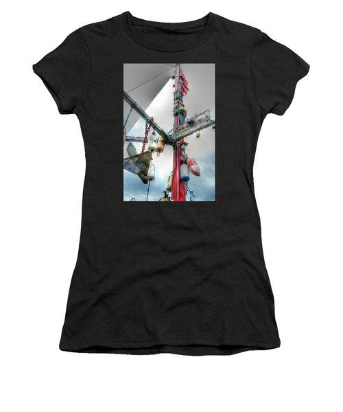 Live Crab Hdr 2164 Women's T-Shirt