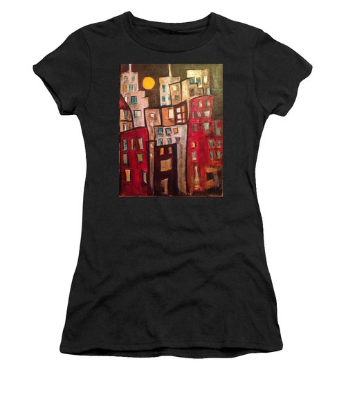 Lively City 1 Women's T-Shirt