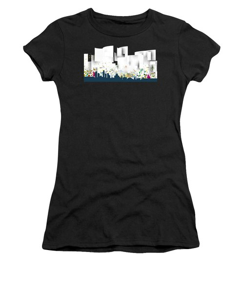 Liverpool Skyline .1 Women's T-Shirt