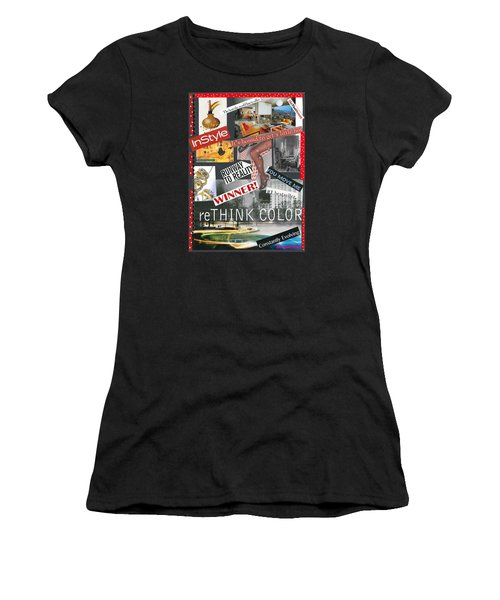 Living In Style Women's T-Shirt
