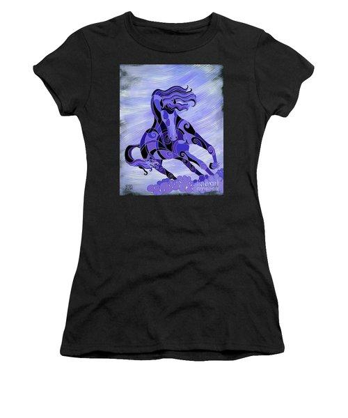 Living Life At Full Tilt Women's T-Shirt (Athletic Fit)