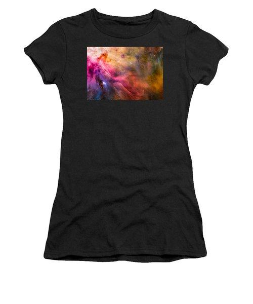 Ll Ori And The Orion Nebula Women's T-Shirt