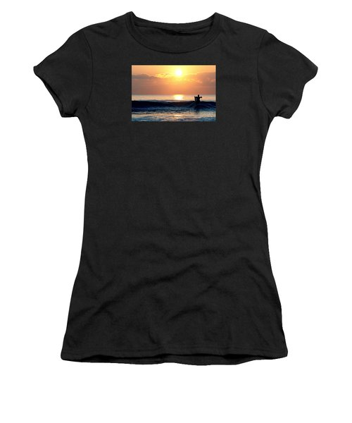 Llangennith Last Wave Women's T-Shirt