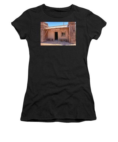 Local Sheriff Tucson Women's T-Shirt (Athletic Fit)