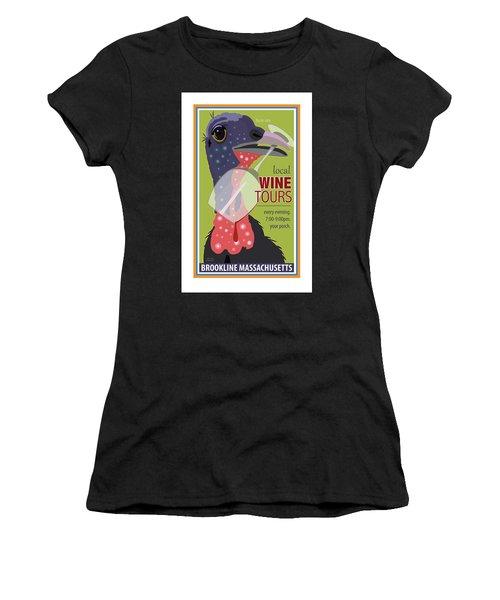 Local Wine Tours Women's T-Shirt