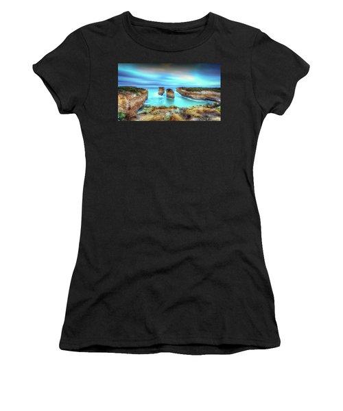 Loch Ard Gorge Pre Dawn Women's T-Shirt