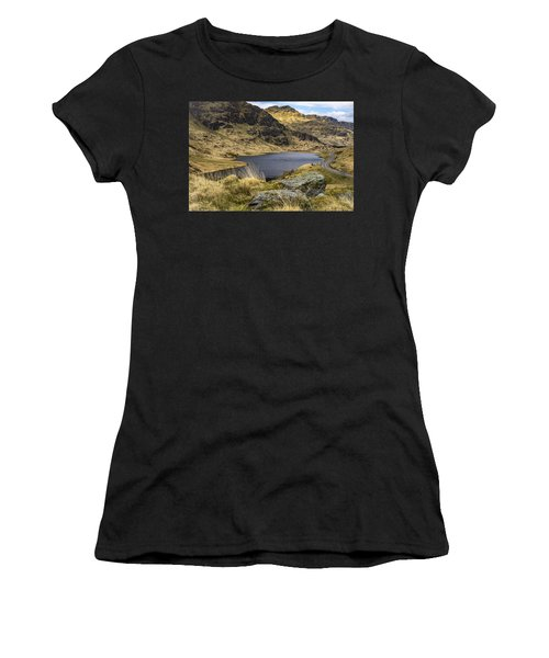 Loch Restil From Rest And Be Thankful Women's T-Shirt