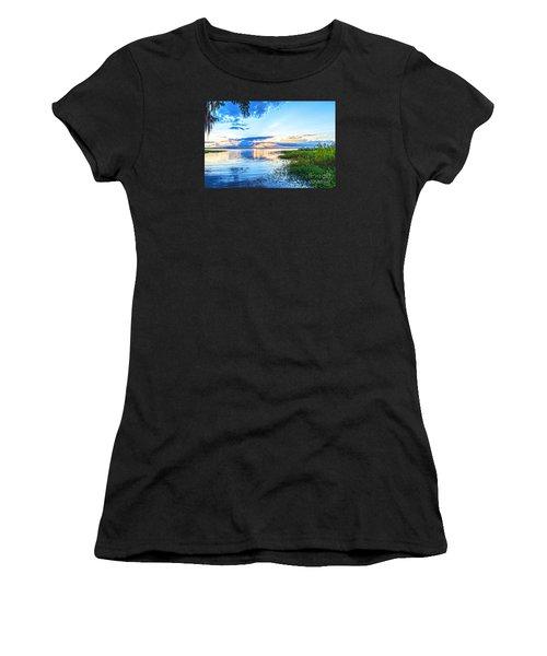 Lochloosa Lake Women's T-Shirt