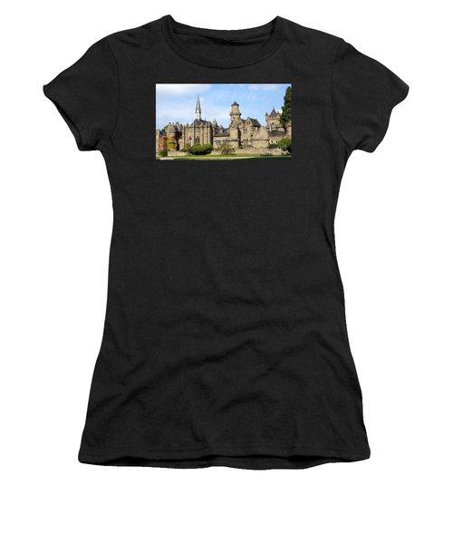 Loewenburg - Lionscastle Near Kassel, Germany Women's T-Shirt