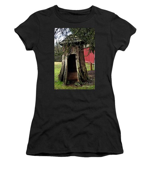 Loggers Outhouse Women's T-Shirt
