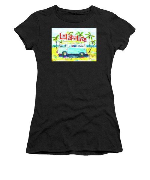 Lollapalooza Women's T-Shirt (Athletic Fit)