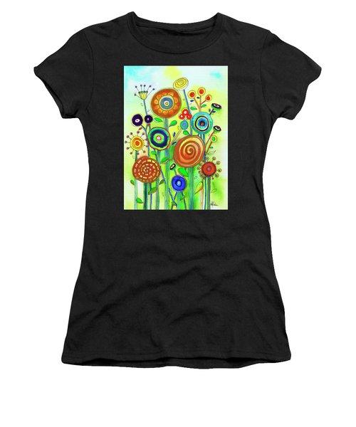 Lollipop Garden Women's T-Shirt