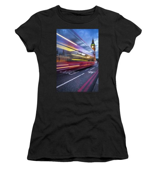 London Classic Women's T-Shirt (Athletic Fit)