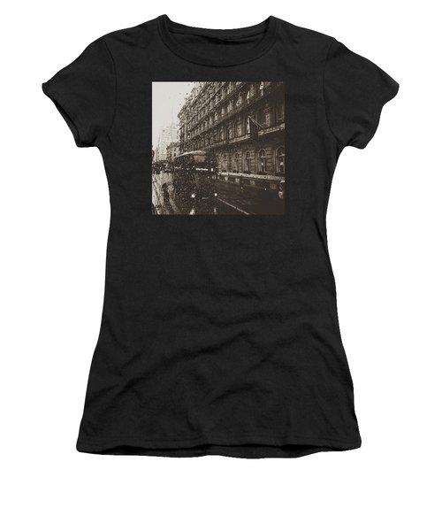 London Rain Women's T-Shirt