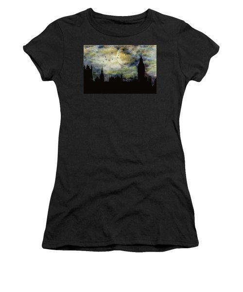London Skyline Women's T-Shirt