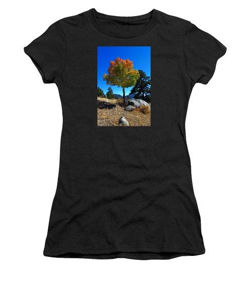 Lone Aspen Women's T-Shirt