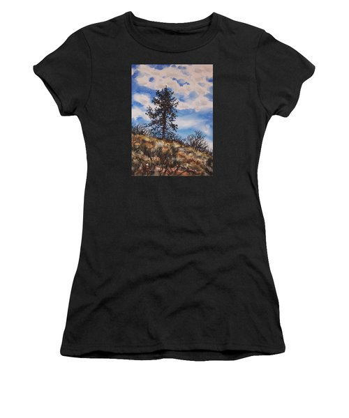 Lone Pine Women's T-Shirt (Athletic Fit)