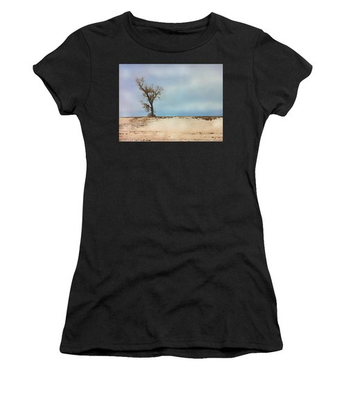 Lonely Sentinel  Women's T-Shirt