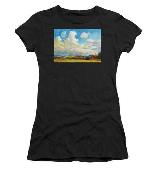 Lonesome Barn Women's T-Shirt