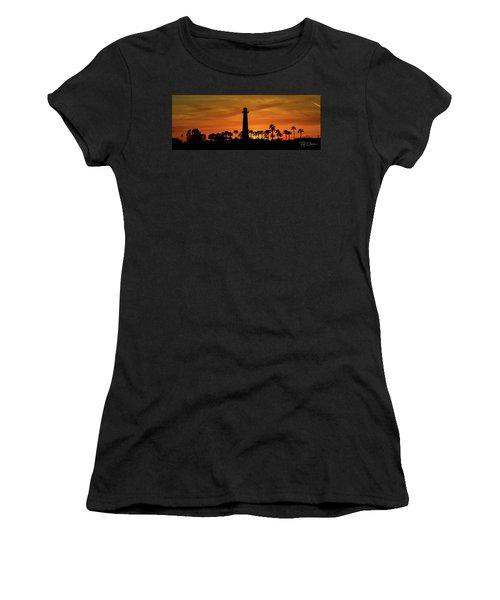Long Beach Lighthouse Women's T-Shirt