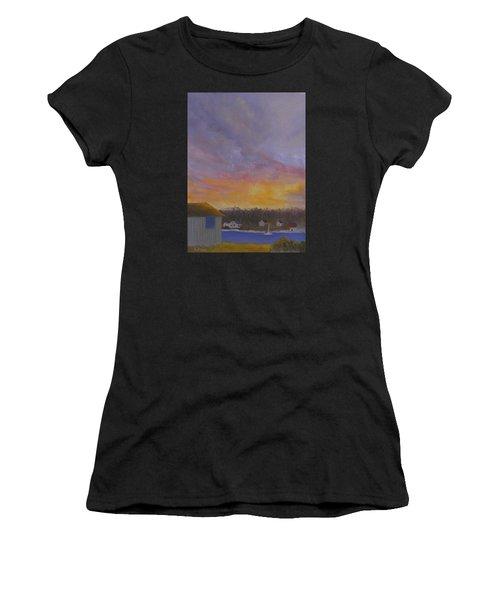 Long Cove Sunrise Women's T-Shirt