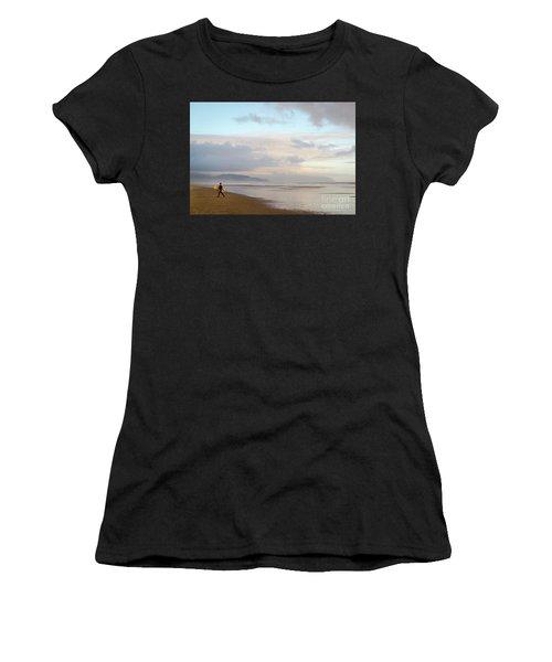 Long Day Surfing Women's T-Shirt