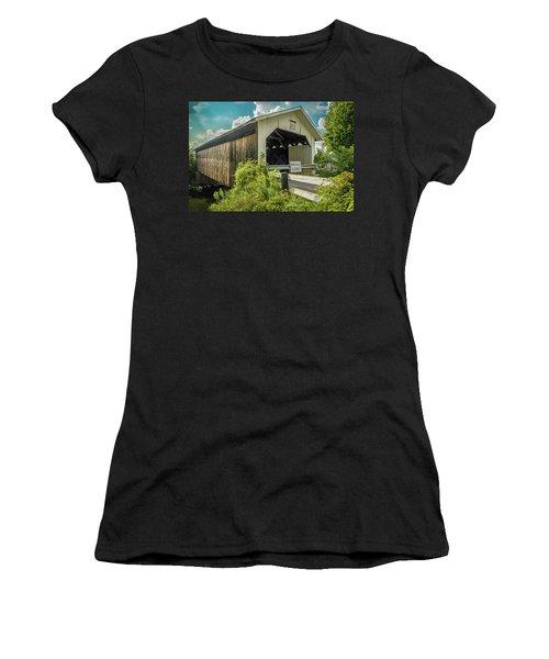 Longley Bridge Women's T-Shirt