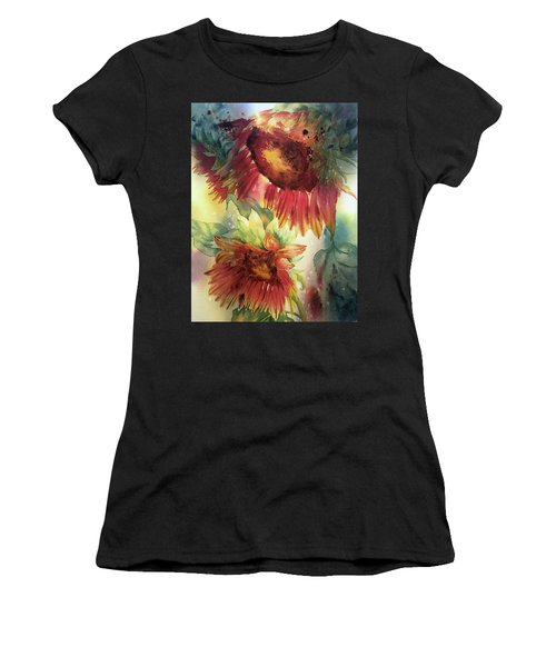Look On The Sunny Side Women's T-Shirt