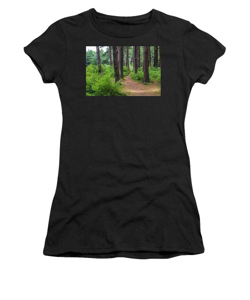 Look Park Nature Path Women's T-Shirt