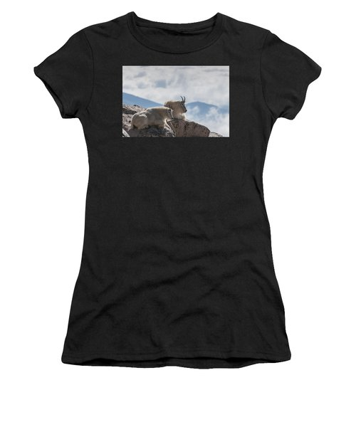 Looking Down On The World Women's T-Shirt