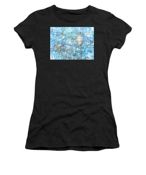 Looking For Heaven Women's T-Shirt (Athletic Fit)