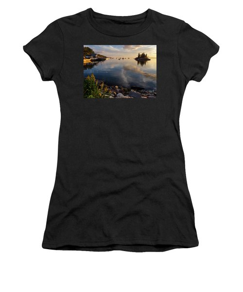 Lookout Point, Harpswell, Maine  -99044-990477 Women's T-Shirt