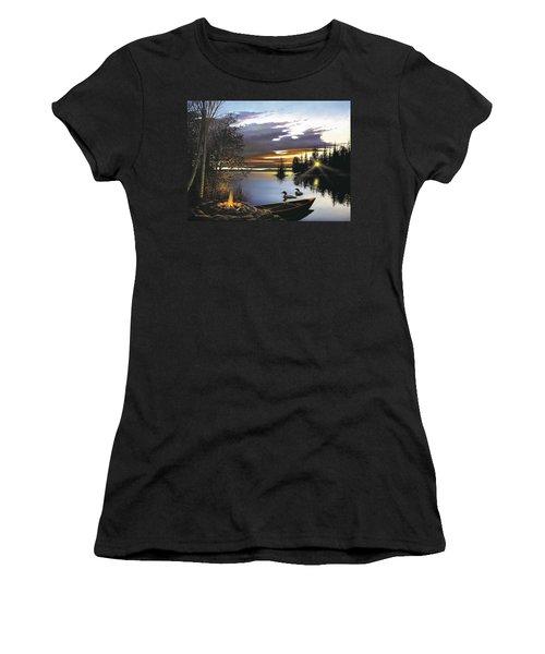 Loon Lake Women's T-Shirt