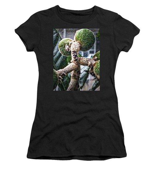 Loquat Man Photo Women's T-Shirt