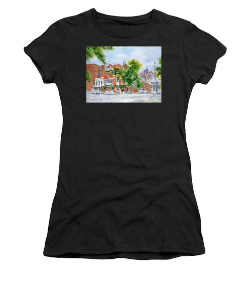 Lord Dudley Hotel Women's T-Shirt