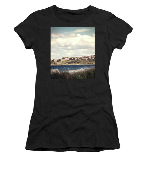 Lossiemouth Women's T-Shirt (Athletic Fit)