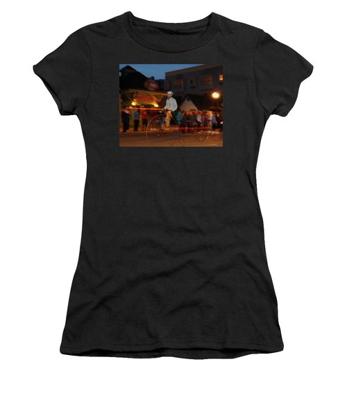 Lost In Time On Mackinaw Women's T-Shirt (Athletic Fit)