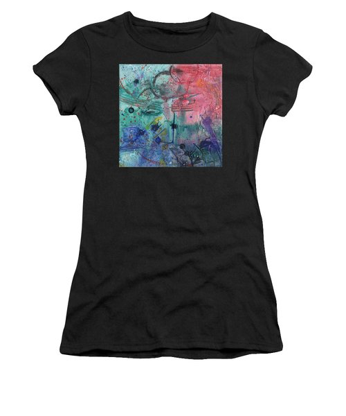 Lost Paradise Women's T-Shirt (Athletic Fit)