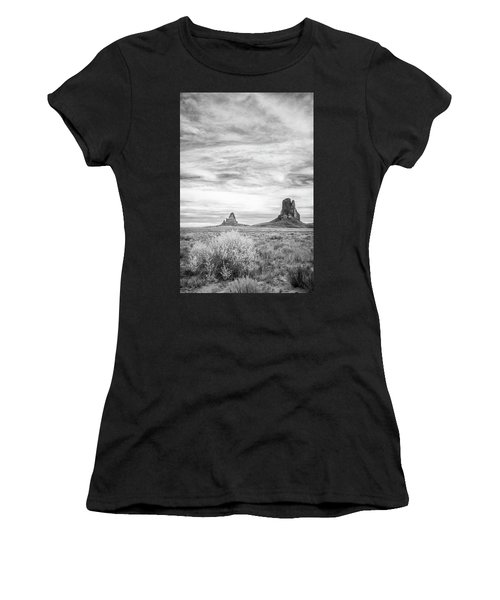 Lost Souls In The Desert Women's T-Shirt